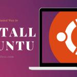 Installing Linux Ubuntu - lesson 2