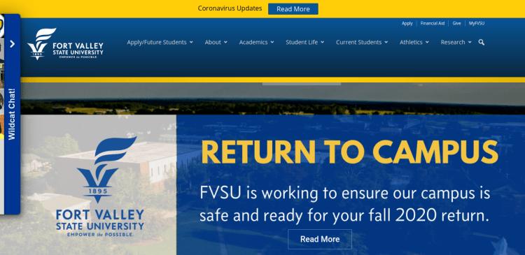 FVSU Banner Web