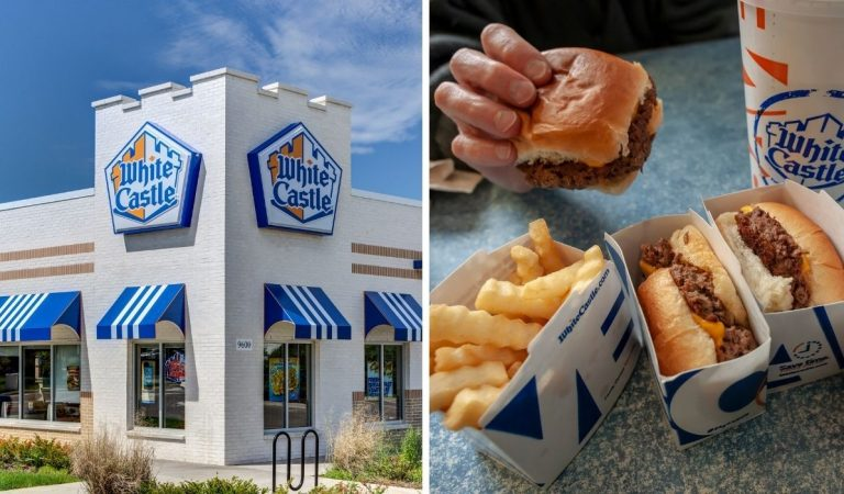 Number of White Castle locations in the United States in 2021
